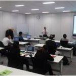 第1回JAMP公認の「製品含有化学物質管理の実務者講座」を開催しました。(大阪)