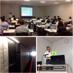 第7回JAMP公認の「製品含有化学物質管理の実務者講座」を開催しました。