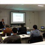 第14回 JAMP公認の「製品含有化学物質管理の実務者講座」を開催しました。