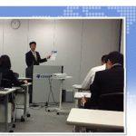 第18回 JAMP公認の「製品含有化学物質管理の実務者講座」を開催