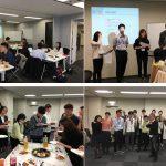 第5回OVAL JAPANとのインターンシッププログラム、交流会を行いました。
