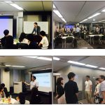 今年度も学生団体・OVAL JAPANとの勉強会を実施しました。