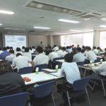 某住宅機器メーカー様(パートナー様)向けに化学物質管理に関する出張講習会を開催しました。