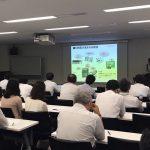某協会会員企業様向けに「製品含有化学物質管理基礎セミナー」を実施致しました。
